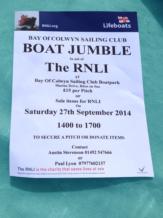 boat-jumble