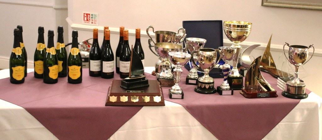 The Awards Table 2016